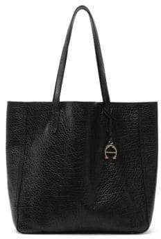 Etienne Aigner Joan Leather Tote