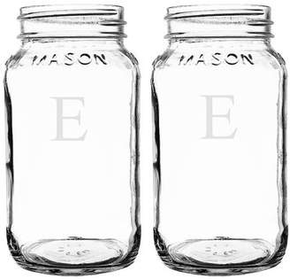 Cathy's Concepts Cathys Concepts Personalized Mason Jar