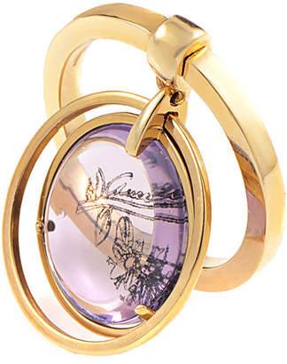 Gucci 18K Amethyst Ring