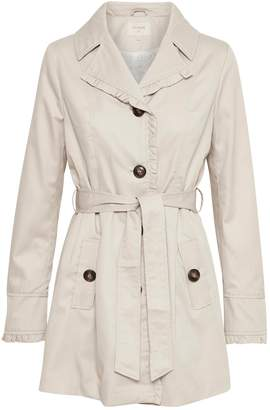 Cream Noa Trenchcoat