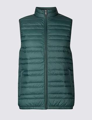 """Marks and Spencer Down & Feather Gilet with Stormwearâ""""¢"""