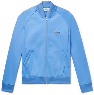 Off-White Stretch-Knit Track Jacket