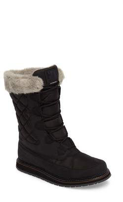 Helly Hansen Arosa Waterproof Boot with Faux Fur Trim