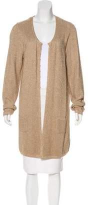 Gerard Darel Longline Knit Cardigan