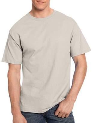 Hanes Big Men's Tagless Short Sleeve Tee