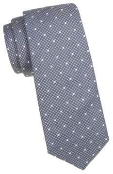 HUGO BOSS Dot Silk Tie