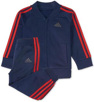 adidas Baby Boys 2-Pc. Home Run Full-Zip Jacket & Joggers Set
