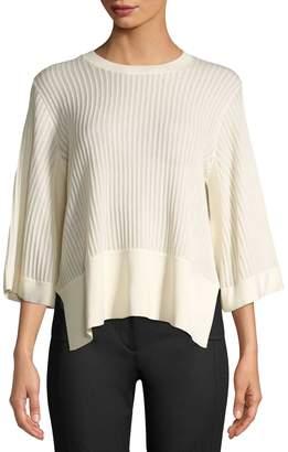 Derek Lam Women's Boxy Cashmere Sweater