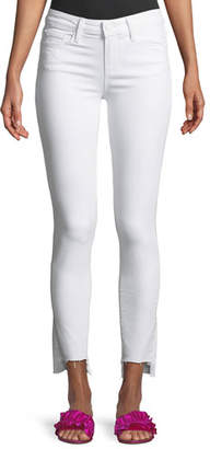 Paige Skyline Skinny Ankle Peg Jeans