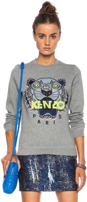 Kenzo Tiger Sweatshirt $315 thestylecure.com