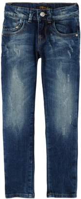 LTB Girl's Mini Molly Jeans - Blue - - 9 years