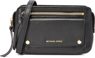 MICHAEL Michael Kors Mitchell Camera Bag $228 thestylecure.com