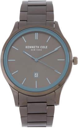 Kenneth Cole New York KC50499002 Gunmetal Watch