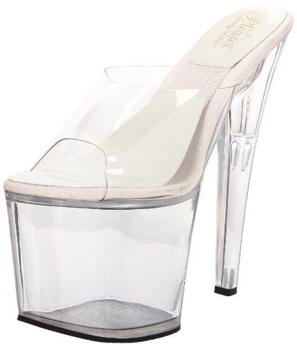 Pleaser USA Women's Sol-751-D/C/M Platform Sandal