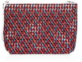 Elizabeth and James Woven Pouch