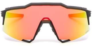 100% - Speedcraft Cycle Glasses - Mens - Black Multi