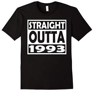 25th Birthday Vintage Made In 1993 Gift ideas T shirt