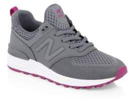 New Balance 574 Low-Top Lace-Up Sneakers