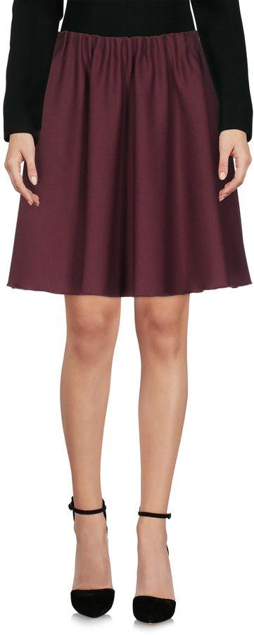Amen.AMEN. Knee length skirts