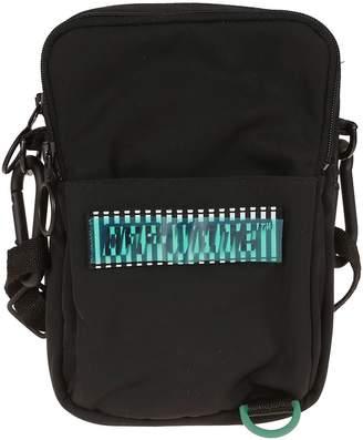 Off-White Off White Logo Patch Shoulder Bag
