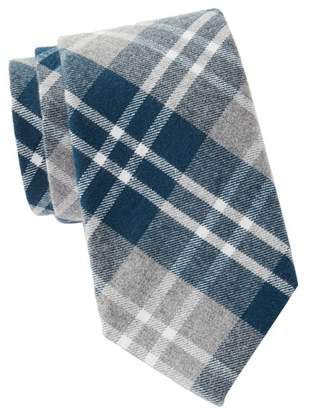 Tommy Hilfiger Large Heathered Check Tie