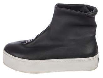 Opening Ceremony Platform Ankle Boots