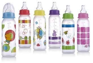 Nuby DDI 408780 8 Oz. Non-Drip Baby Bottle Case Of 60