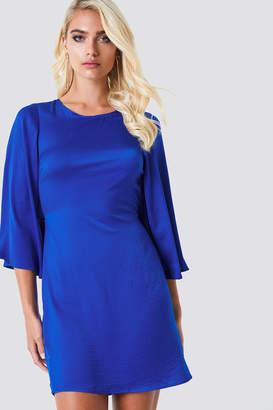 Rut & Circle Rut&Circle Philippa Dress Cobalt Blue