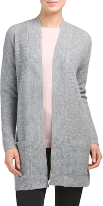 Channel Stitch Duster Cardigan $19.99 thestylecure.com