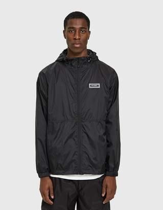 Stussy Sport Nylon Jacket in Black