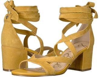 Sam Edelman - Sheri Women's 1-2 inch heel Shoes $120 thestylecure.com