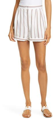 Joie Carvel Stripe Shorts