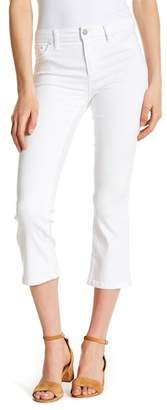 Tractr Flare Leg Crop Jeans