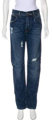 Pierre Balmain Distressed Skinny Jeans w/ Tags