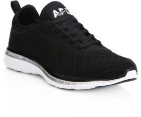 Athletic Propulsion Labs Techloom Phantom Knit Runner Sneakers $165 thestylecure.com