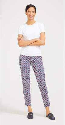 J.Mclaughlin Newport Capri Pants in Belair