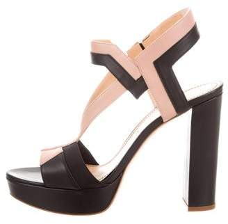 Jerome C. Rousseau Cohen Ankle Strap Sandals w/ Tags