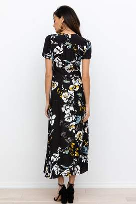 Yumi Kim Into You Midi Dress
