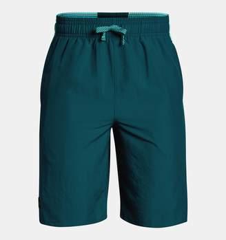 Under Armour Boys' UA X Level Shorts