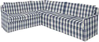 Serena & Lily Spruce Street Left-Facing L-Sectional – Slipcovered