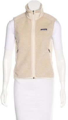 Patagonia Textured Zip-Up Vest $75 thestylecure.com
