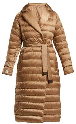 Max Mara S S Noveco Coat - Womens - Light Brown