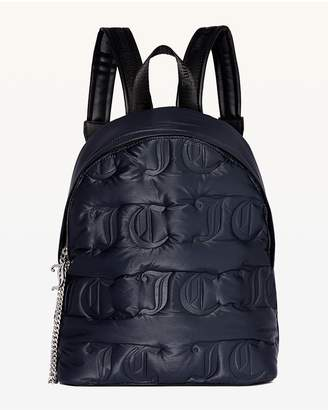 Juicy Couture Shiny Delta Backpack