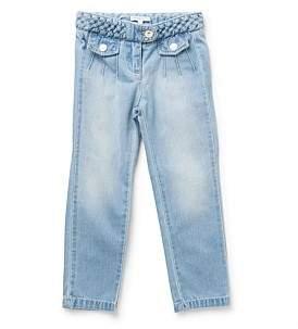Chlo Girls Denim Trousers (4)