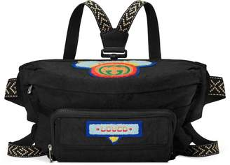 Gucci Belt bag with '80s patch