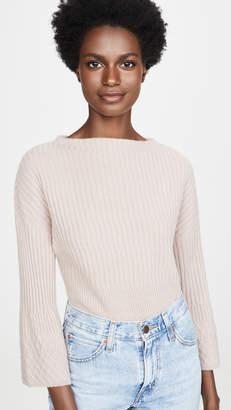 TSE Stepped Rib Sweater