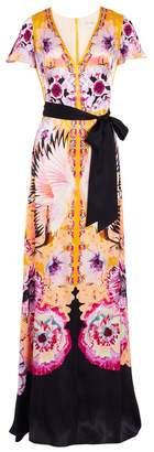 Temperley London Giselle V-Neck Dress