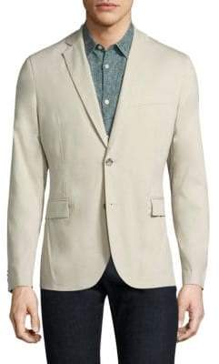 J. Lindeberg Two-Button Sports Jacket