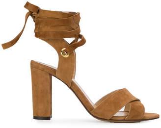 Tila March ankle tie Cancun sandals