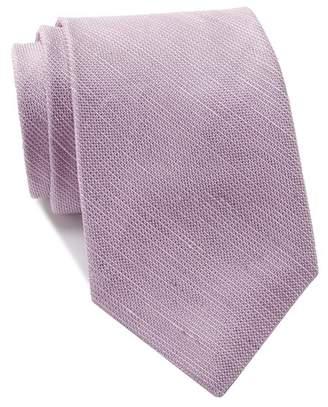 Calvin Klein Rustic Solid Tie